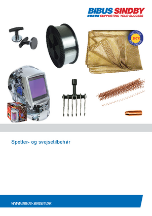 Spotter and welding accessories